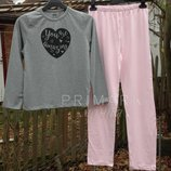Трикотажная пижама для девочки 7-12 лет PRIMARK