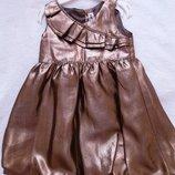 Нарядне платтячко для дівчинки H&M 2-3р.