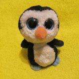 Пингвин.пінгвін.мягкая игрушка.мягка іграшка.мягкие игрушки.глазастики.TY toys