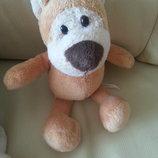 м'яка іграшка,що співає ,мягкая игрушка ведмідь,медведь,ведмедик,мишка 20см