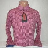 Мужская рубашка с длинным рукавом YChromosome. Разные цвета