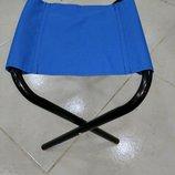 Складной туристический походный стул 23 19 26 см