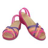Оригинальные Кроксы. Crocs Vibrant Violet 39-40, 41-42