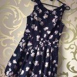 Брендовое платье 14 по бирке 100% новое Качество