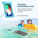 Водонепроницаемый чехол для телефона плавающий герметичный