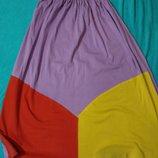 Юбка трикотаж талия 27-55 см хлопок