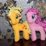 мягкие игрушки пони