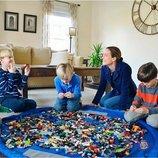 Коврик-Сумка для игр и хранения игрушек - Queens Toy Storage Bag диаметр 100 см