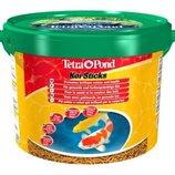Корм Tetra Pond KOI Sticks 10 литров 1,5 кг