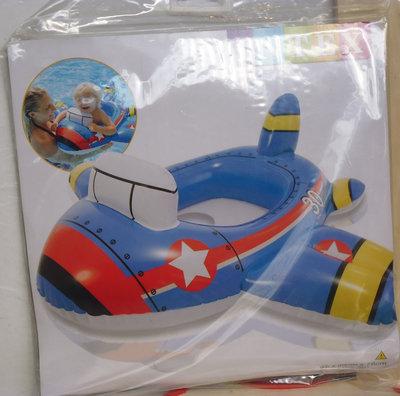 Детский круг Intex 59586 самолет