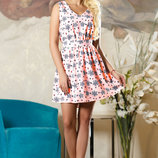 Красивое летнее платье 794