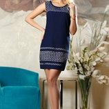 Модное летнее платье 785
