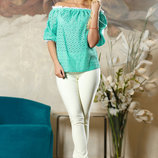 Нежная блуза 723