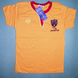Детская футболка для мальчика рр. 104-128 Beebaby Бибеби