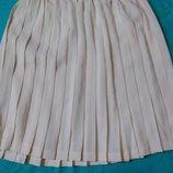 Юбка плиссе талия- 35-50 см