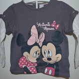 Реглан Minnie Mouse