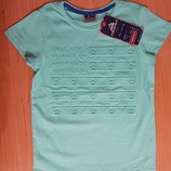 Однотонная футболка для мальчика Cegisa