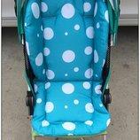 Матрасик-Вкладыш в детскую коляску