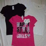 Комплект футболок для девочек от C&A