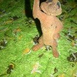 Коллекционная фигурка игрушка флок флокировка Тимон