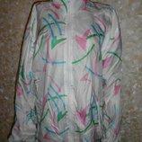 Куртка Ветровка Красивая Р.56