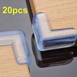 Детская безопасность для углов столов, комодов