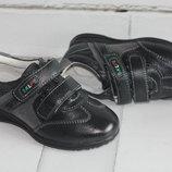Кожаные кроссовки Размеры 26-37