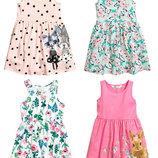 Сарафаны h&м для девочек 1,5-10лет