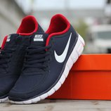Кроссовки Nike Free Run 5.0 blue red