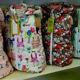 Детская жилетка для девочки 98-140 см