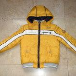 Двухсторонняя куртка Chicco на холодную осень или весну, 116р на 6 лет