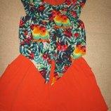 Отличное платье Bluezoo 7л