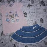 Симпатичный комплект для девочки из Венгрии