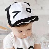 Детская кепка бейсболка кепки бейсболки на ог до 48 см 0-18 мес