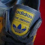 Кроссовки Adidas The Sneaker натур замша оригинал 43 размер