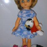 Кукла гдр 25см