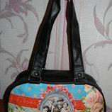 Мега стильная сумка Orval creations