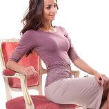 Фирменная блуза - футболка из качественного трикотажа. Есть большие размеры.