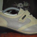 Кожаные туфли ботинки Florance