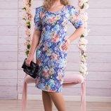 Нежное красивое платье 610