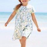 большой выбор фирменой одежды 1-16лет платье 12 -18 мес ай лав некст