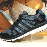 Кроссовки мужские Adidas ClimaCool черный 41р-45р
