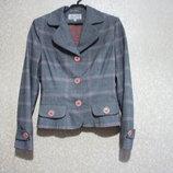 Пиджак жакет р.42-44, NILONNA, женский, на подкладке, на худенькую девочку- шикарно