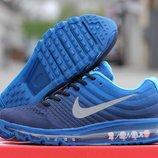 Кроссовки мужские NikeAirMax blue
