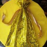 Карнавал Распродажа Мешок для подарков с пайетками, 55 см.