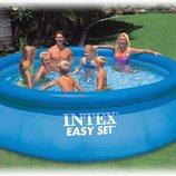 Бассейн Intex надувной семейный большой Интекс 56930,366 91