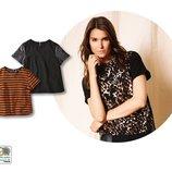 -25% от цены Нарядная блуза 2 вида Esmara.Германия. р.евроXS,S-M