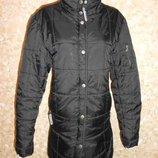 Пальто теплое фирменное р.52