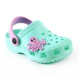 Кроксы сабо для мальчика девочки Jose Amorales Украина пляжная обувь