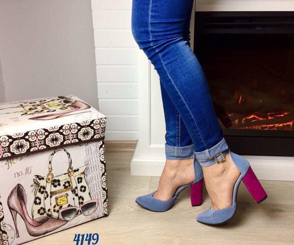 Купить туфли клумба